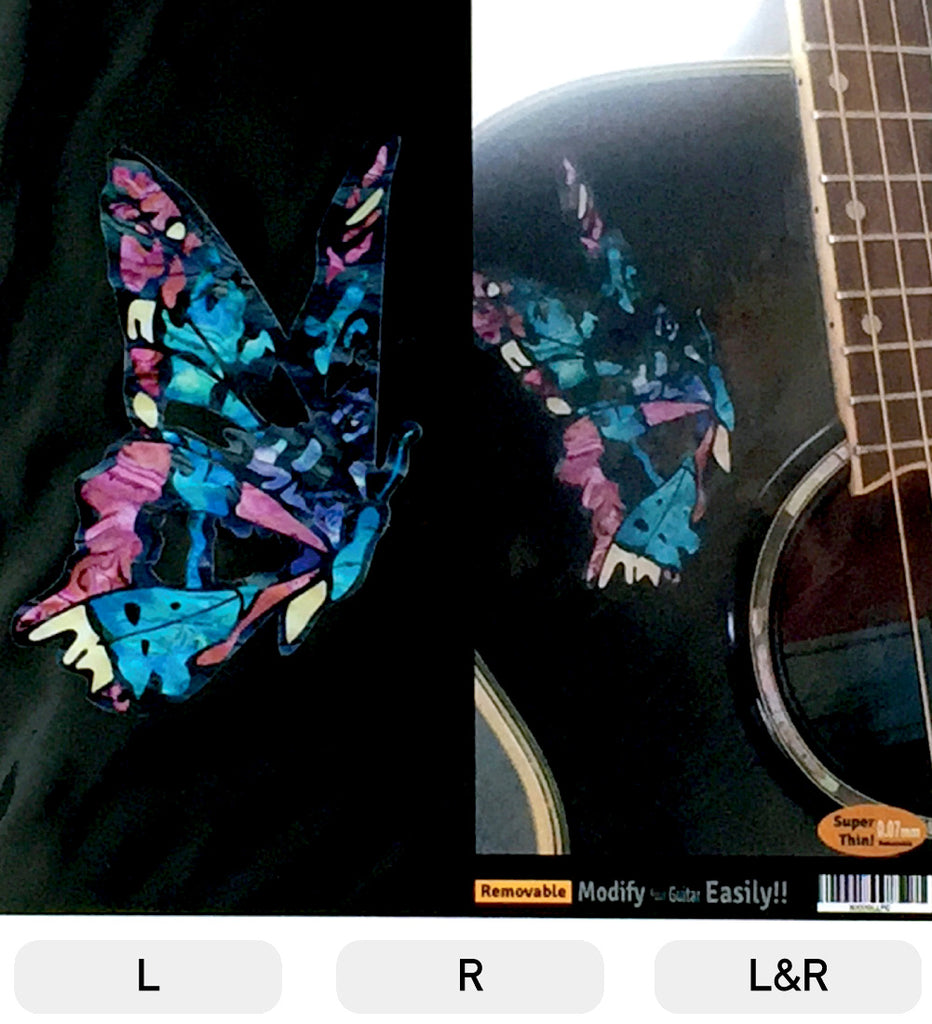 Fairy Butterfly - Inlay Stickers Jockomo