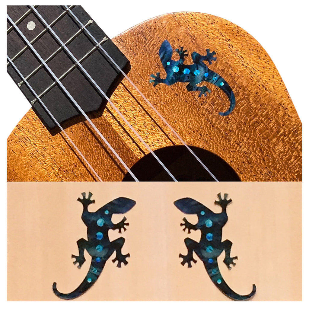 Lizard Inlay Stickers Decals - Inlay Stickers Jockomo