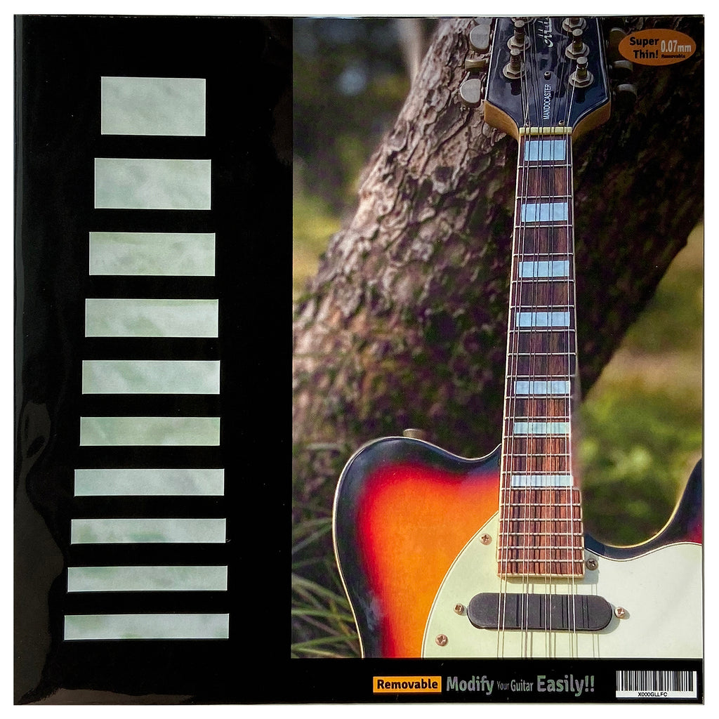 Blocks - Fret Markers for Mandolins & Ukuleles