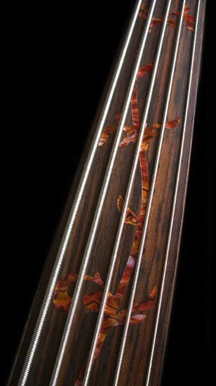 Tree of Life - Fret Markers for Fretless Bass - Inlay Stickers Jockomo