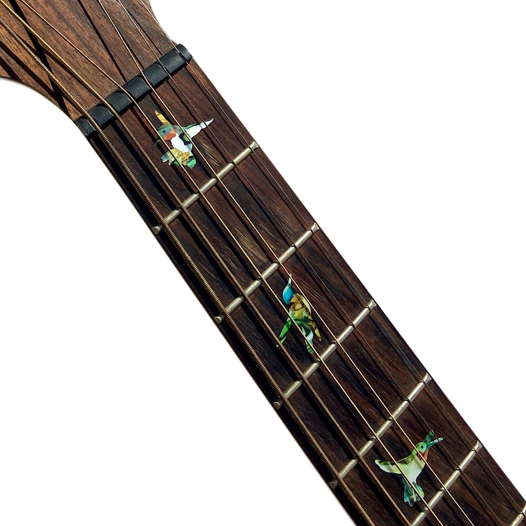 Bee Hummingbirds - Inlay Stickers Jockomo