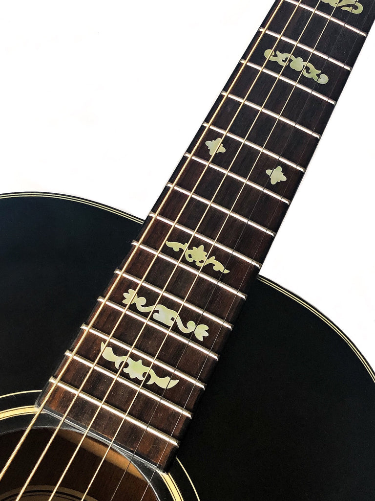 Deluxe#1 - Fret Markers for Guitars - Inlay Stickers Jockomo