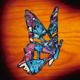 Fairy Butterfly Inlay Sticker - Inlay Stickers Jockomo