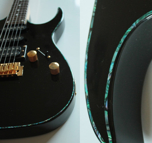 Binding Sticker/Decal For Body, Neck, Headstock