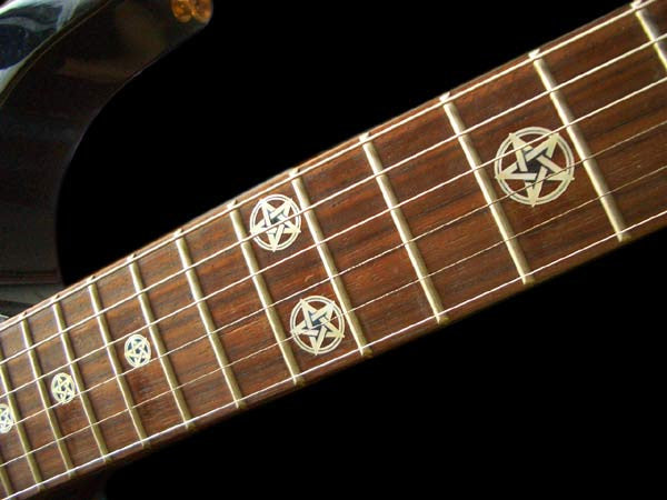 PentagramKevin Bond Fret Markers Inlay Sticker Inlay Stickers Jockomo
