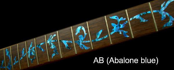TREE OF LIFE/For BASS Fret Marker Inlay Stickers Decals - Inlay Stickers Jockomo