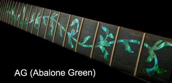 Tree Of Life - Fret Marker Inlay Stickers Decals for Bass - Inlay Stickers Jockomo