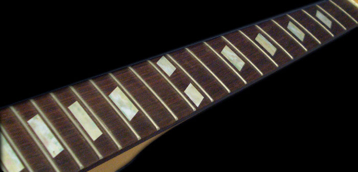 Casino Trapez Fret Markers - Inlay Stickers Jockomo