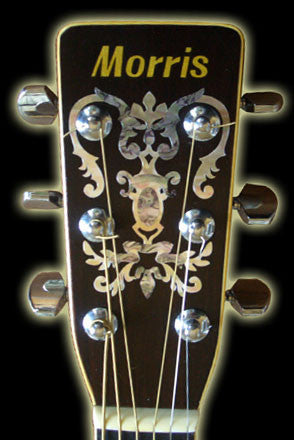 Chandelier Inlay stickers Decals Headstock Peghead