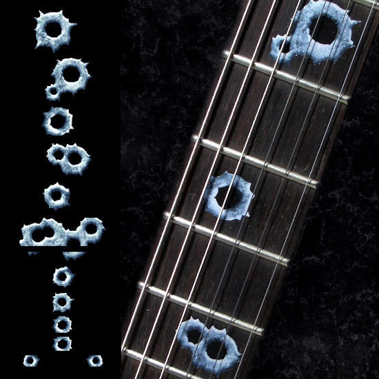 Bullet Holes - Inlay Stickers Jockomo