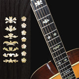 Deluxe#3 Fret Markers  Inlay Stickers Decals