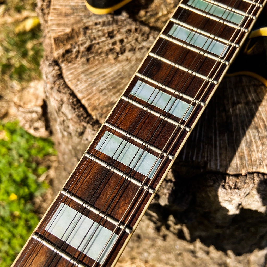 Blocks - Fret Markers for Mandolins & Ukuleles - Inlay Stickers Jockomo