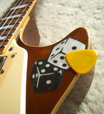 "Picks On Stickers ""Pick Holder"" Dice 2sheets/pack"