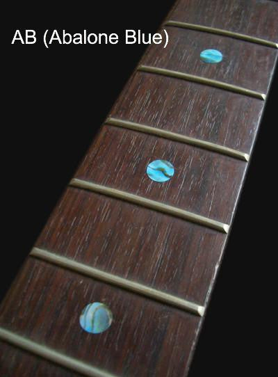 Custom Dot Fret Markers - Inlay Stickers Jockomo