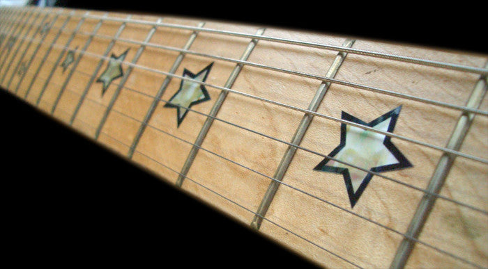 Sambora Stars - Inlay Stickers Jockomo
