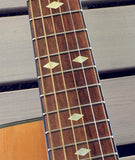 Traditional Diamond Fret Markers Inlay Sticker Decals Guitar & Bass - Inlay Stickers Jockomo