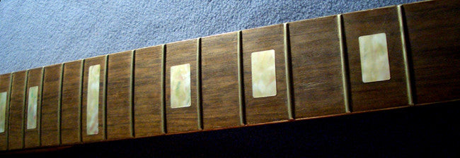 ES-330 Vintage Blocks - Fret Markers for Guitars - Inlay Stickers Jockomo