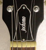 Bell/Vintage(Les Paul) 2-Hole CUSTOM ENGRAVED TRUSS ROD COVER - Inlay Stickers Jockomo
