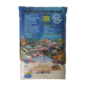 Naturally Sourced Bio-Activ Live Sand (White)