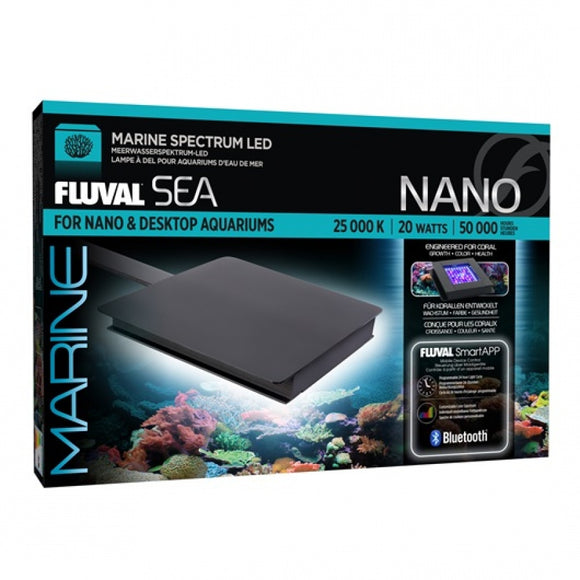 Nano LED Aquarium Light w/Bluetooth
