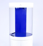 Cylinder Fish Tank Complete Setup (Acrylic) FREE SHIPPING
