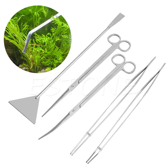 Aquarium Aquascaping Maintenance Tool Kit