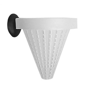 Fish Funnel Cup Feeder for Blood Worms and Nematodes