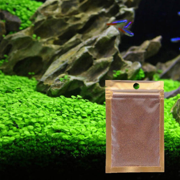 Aquatic Aquarium Grass Seeds - Ideal for Aquarium Aquascaping