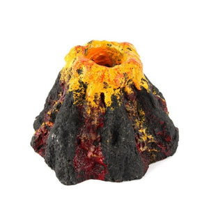 Bubbling Volcano Air Stone Decoration
