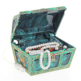 Bubbling Treasure Chest Decoration