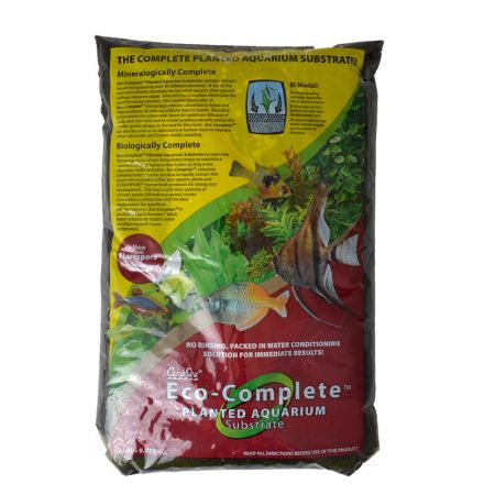 Eco-Complete Planted Aquarium Substrate
