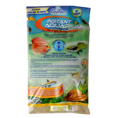 Beneficial Instant Aquarium Substrate