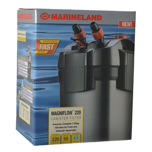 Marineland Four Step Filtration System Canister Filter
