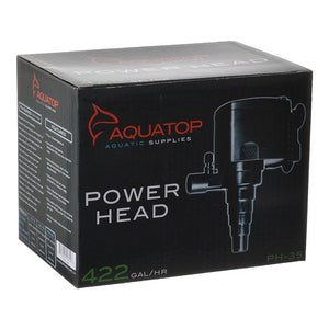 Premium Powerhead with Optional Air Intake and Regulator