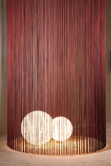 string curtain decoration