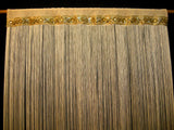 Embroidered Door String Curtain