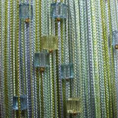 Multi Beaded String Curtains
