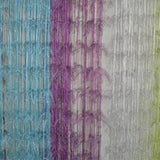 Feathered String Door Curtains 95cm x 290cm