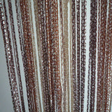 """M"" Multi String Curtains Large"