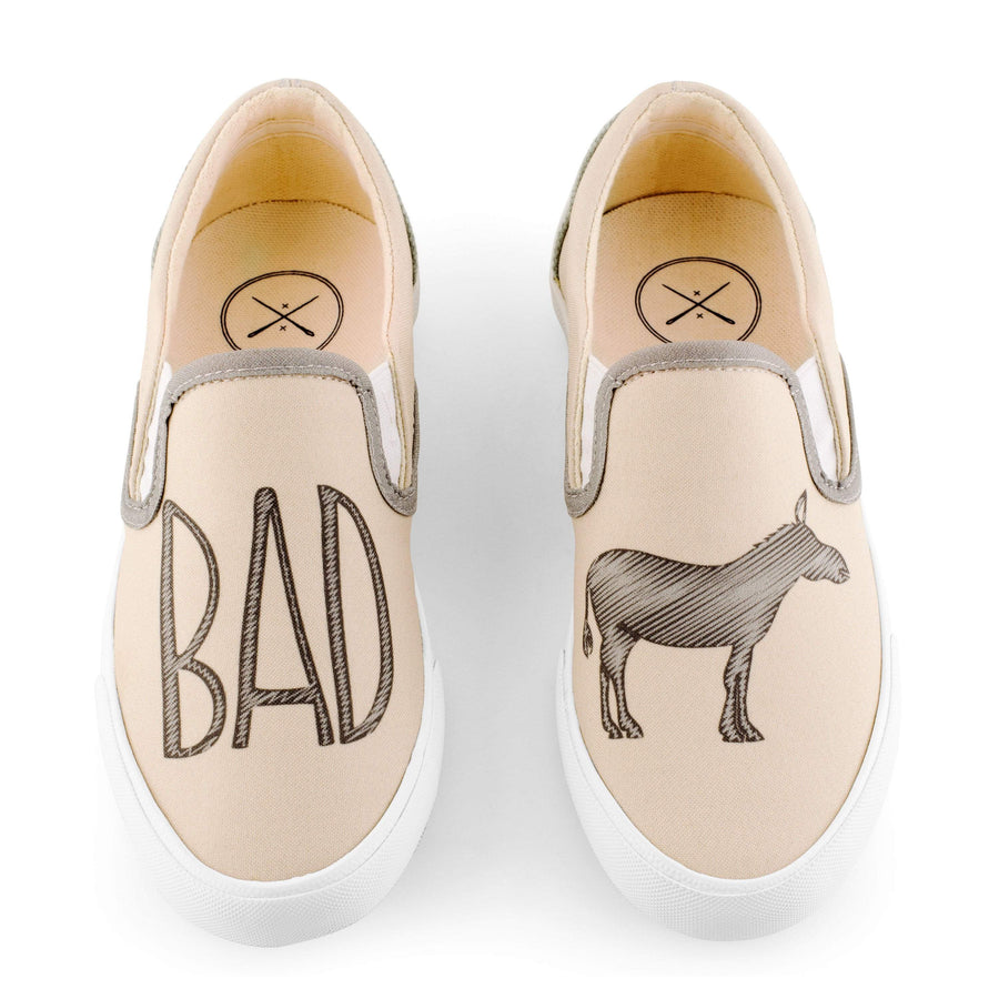 BadASS Slip On - ML Footwear