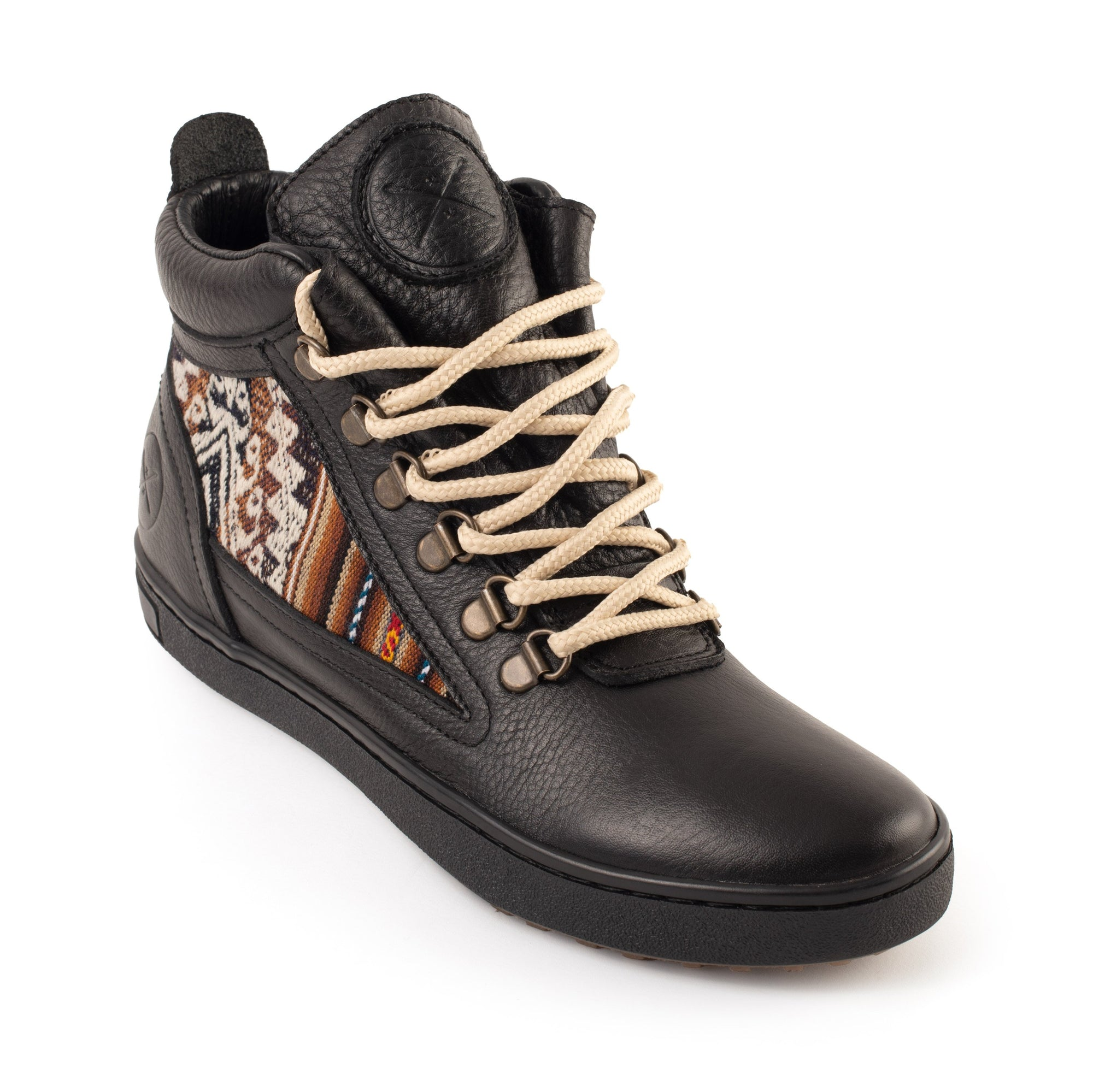 Black Barracuda Camping Boot
