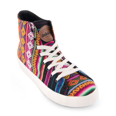 Black Spectrum High Top