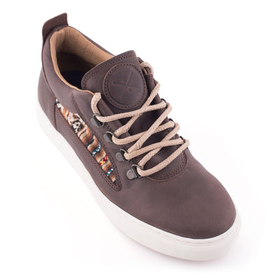 Brown Leather City Boot - ML Footwear