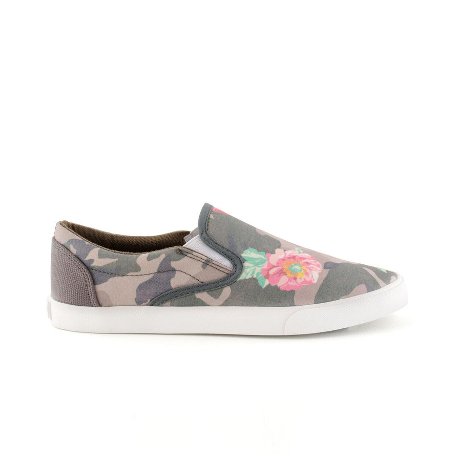 Camo Garden Slip On - ML Footwear