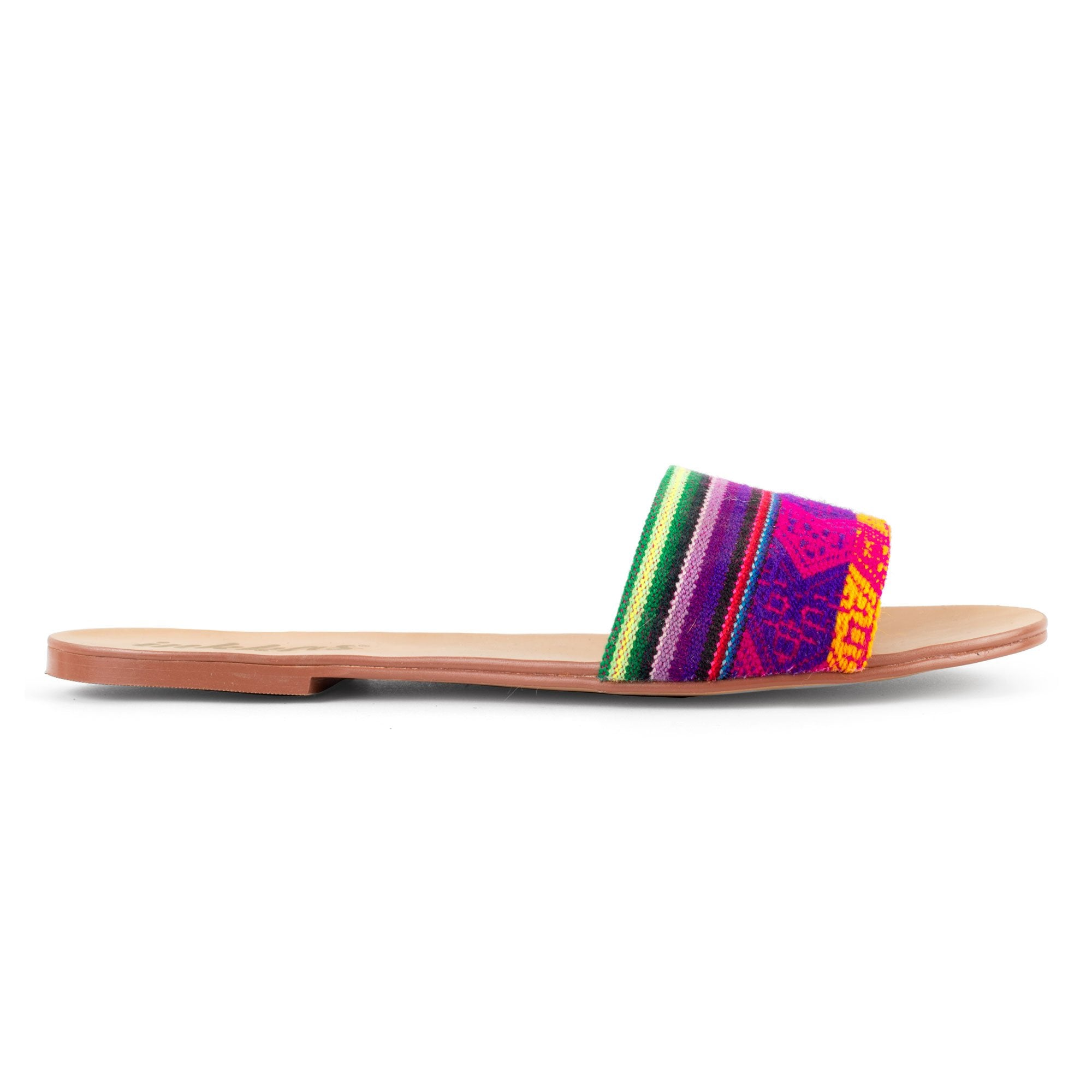 Candy Slide Sandal