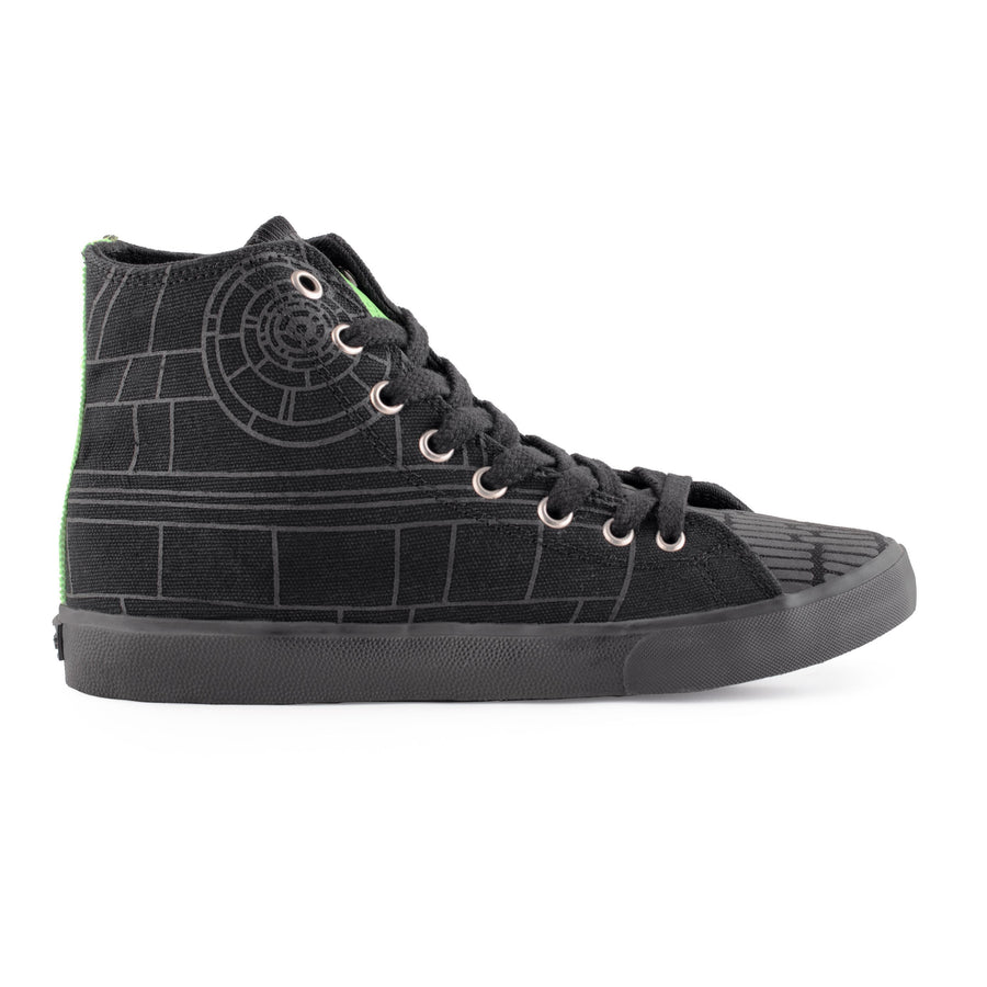 Death Star High Top