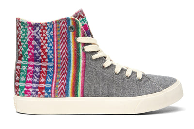 Slate High Top - ML Footwear
