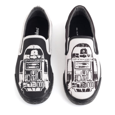 R2-D2 Slip On - ML Footwear
