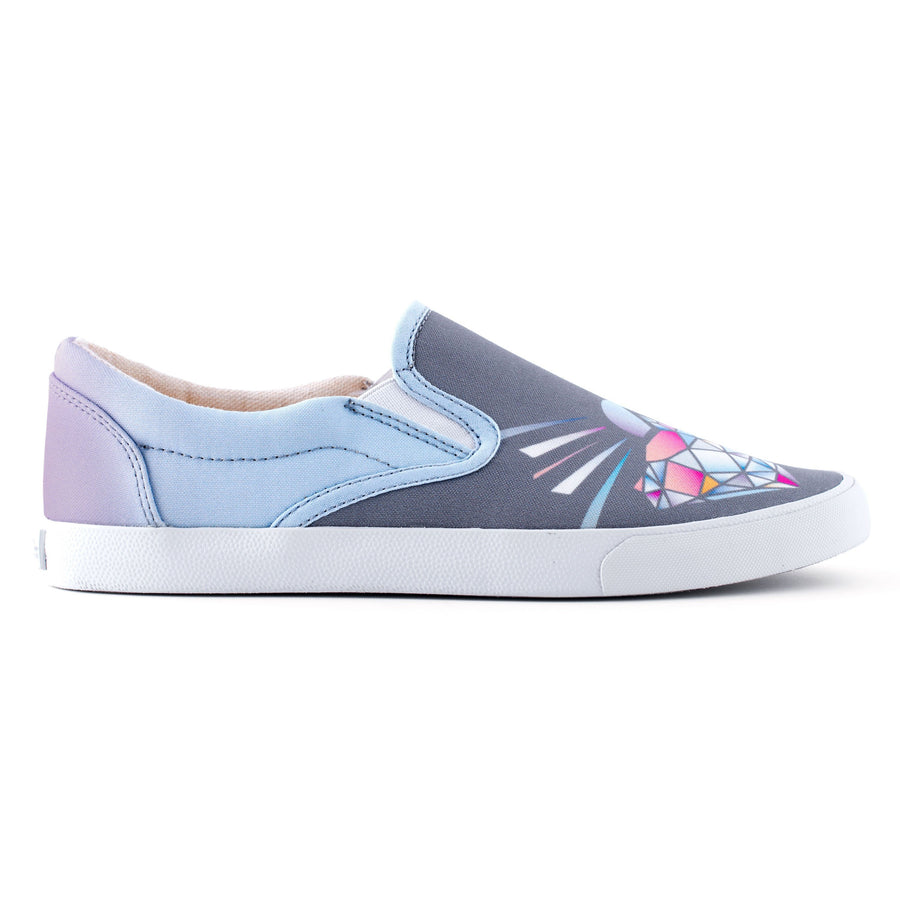 Diamond Mountain Slip On