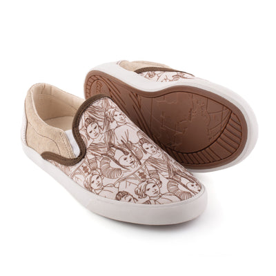 The Future is Female Slip On - ML Footwear